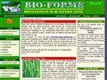 Alimentation biologique - compléments alimentaires